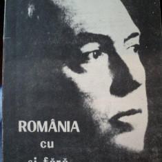 Romania cu si fara Antonescu - Istorie