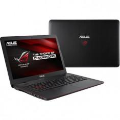 Asus ROG G551JW + Rucsac notebook 15.6 inch black TBB571EU - Laptop Asus, Intel Core i7, Diagonala ecran: 17, 1 TB, SSD