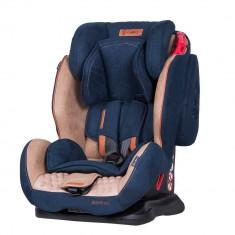 Scaun auto Sportivo Blue Coletto - Scaun auto copii Coletto, 1-2-3 (9-36 kg)