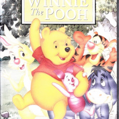 Winnie the Pooh - Film animatie disney pictures, Caseta video, Altele