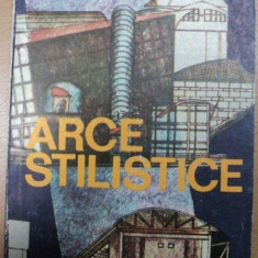 ARCE STILISTICE- DAN PACURARIU, BUC.1987 - Carte Arhitectura