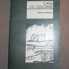 CASA CU COLOANE WILLIAM FAULKNER