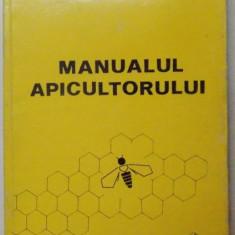 MANUALUL APICULTORULUI , EDITIA A II - A REVIZUITA , 1972
