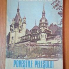 POVESTILE PELESULUI de CARMEN SYLVA 1991