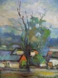 Gheorghe Ionescu, Peisaj cu case