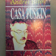 CASA PUSKIN-ANDREI BITOV BUCURESTI 1997 - Roman