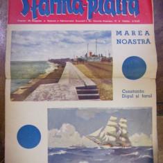 SFARMA-PIATRA, 8 IULIE 1937