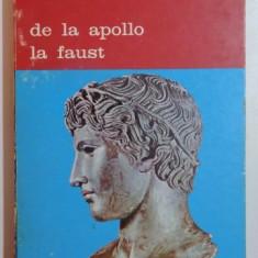 DE LA APOLLO LA FAUST, 1978 - Carte Istoria artei