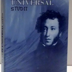 PUSKIN UNIVERSAL, STUDII, 2002