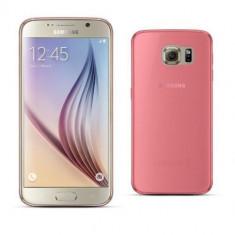 Husa Samsung Galaxy S6 Edge Ultraslim Corai, Silicon