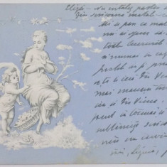 A D XENOPOL, SEMNATURA OLOGRAFA, 1 AUGUST 1900 - Harta Europei