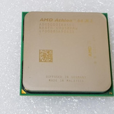 Procesor AM2 AMD Athlon 64 X2 5000+ 2, 6GHz - poze reale - Procesor PC AMD, Numar nuclee: 2, 2.5-3.0 GHz