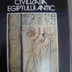 Civilizatia Egiptului Antic - Istorie