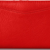 Fossil Caroline clutch portofel dama  nou 100% original. Livrare rapida., Rosu