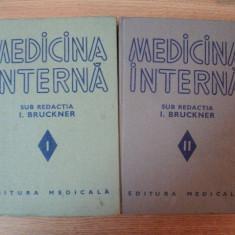 MEDICINA INTERNA VOL.I-II I. BRUCKNER, BUC. 1979