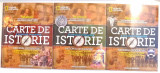 CARTE DE ISTORIE , O AVENTURA INTERACTIVA , VOL I-III , 2010