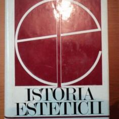 ISTORIA ESTETICII-K.E.GILBERT, H.KUHN