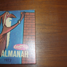 ALMANAH URZICA 1973 *