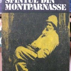 SFANTUL DIN MONTPARNASSE- PETER NEAGOE, CLUJ 1977 - Carte Istoria artei