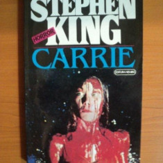 CARRIE de STEPHEN KING 1974 - Roman