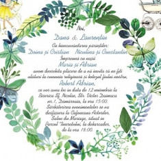 Invitatie Botez SD16