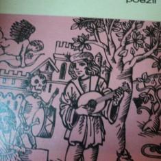 POEZII-FRANCOIS VILLON, BUC.1983 - Roman