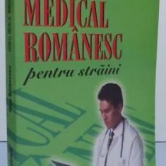 LIMBAJ MEDICAL ROMANESC PENTRU STRAINI, 1999