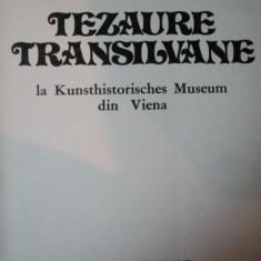 TEZAURE TRANSILVANE, LA KUNSTHISTORISCHES MUSEUM DIN VIENA - RADU FLORESCU SI ION MICLEA, BUC. 1979 - Carte Fabule