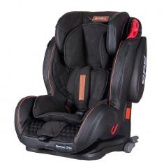 Scaun auto Sportivo Only cu Isofix Black Coletto - Scaun auto copii Coletto, 1-2-3 (9-36 kg)