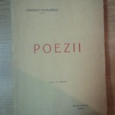 POEZII de CINCINAT PAVELESCU, BUC.1911 - Carte veche
