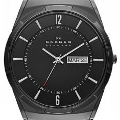 Skagen SKW6006 ceas barbati titan nou 100% original. Garantie. Livrare rapida - Ceas barbatesc Skagen, Casual, Quartz, Inox, Data