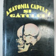 ANATOMIA CAPULUI SI GATULUI VOL 1. OASE, MUSCHI, ARTICULATII-ION PASAT BUCURESTI 1995