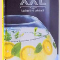 COCKTAILURI XXL, RASFATATI-VA PRIETENII, 2016 - Carte Retete traditionale romanesti