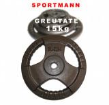 Greutate haltera 15 kg/31mm Hammerton Sportmann, Discuri greutati
