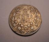 Bulgaria 2 leva 1891, Europa