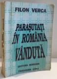 PARASUTATI IN ROMANIA VANDUTA de FILON VERCA , 1993