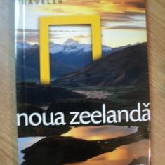 GHID TURISTIC, NOUA ZEELANDA de PETER TURNER - Carte Geografie