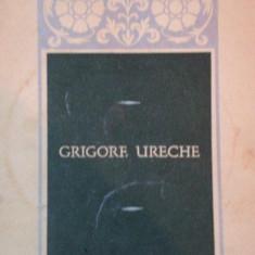 LETOPISETUL TARII MOLDOVEI, GRIGORE URECHE - Roman
