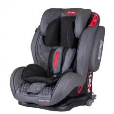 Scaun auto Sportivo Only cu Isofix Grey Coletto - Scaun auto copii Coletto, 1-2-3 (9-36 kg)