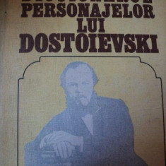 DICTIONARUL PERSONAJELOR LUI DOSTOIEVSKI VALERIU CRISTEA - Carte in alte limbi straine