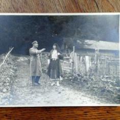 Regina Maria si Jozef Pilsudski - Harta Europei