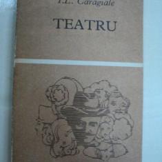 I.L.CARAGIALE-TEATRU - Carte Teatru