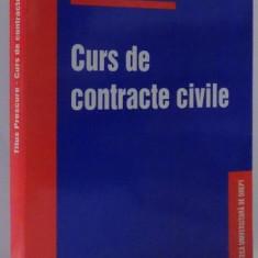 CURS DE CONTRACTE CIVILE de TITUS PRESCURE , 2003