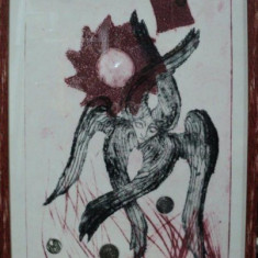 MARCEL CHIRNOAGA, INGER, E.A. - Pictor roman