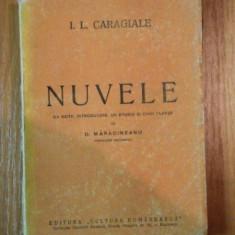 NUVELE de I.L. CARAGIALE - Roman