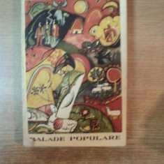 MIORITA, BALADE POPULARE ROMANESTI, 1966 - Carte Fabule