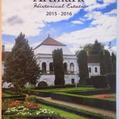 ARTMARK, HISTORICAL ESTATE (2015-2016) - Carte Istoria artei