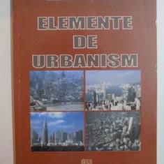 ELEMENTE DE URBANISM de CRISTINA ALPOPI, 2008 - Carte Arhitectura