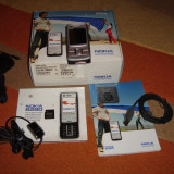 NOKIA 6280 ORIGINAL 100% NOU LA CUTIE - 189 LEI !!! - Telefon Nokia, Argintiu, <1GB, Neblocat, Single SIM, Single core
