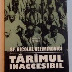 TARAMUL INACCESIBIL , MARTURII DIN DACHAU de NICOLAE VELIMIROVICI , 2007